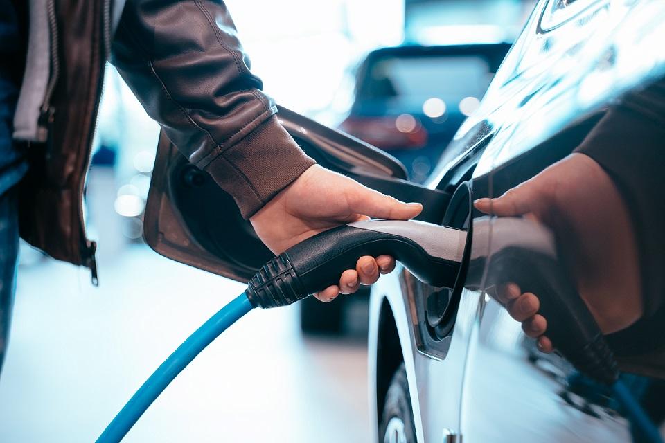 industrie automobile électrique