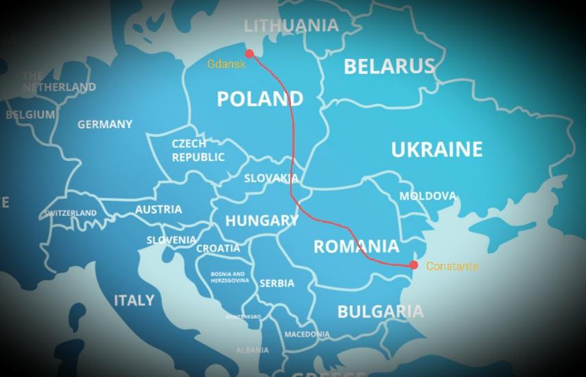 Autoroute Gdansk Constanta