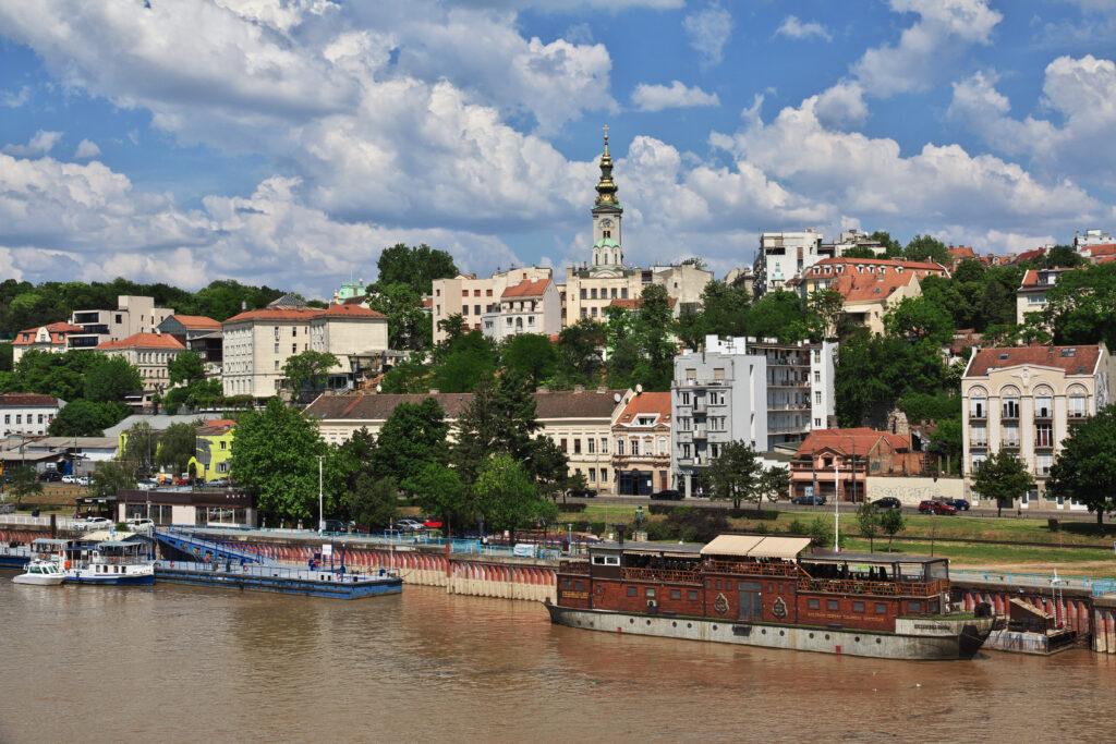 Croissance Serbie