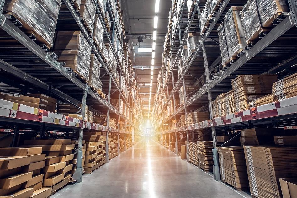 Espace industriel et logistique