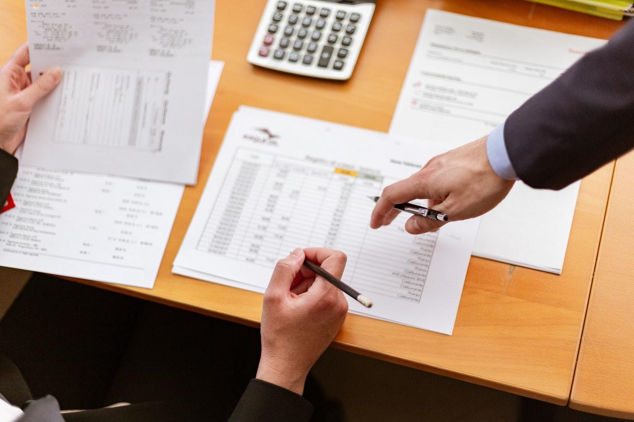 Un diagnostic interne d'entreprise présentant les forces et les faiblesses et permettant de détailler la stratégie commerciale