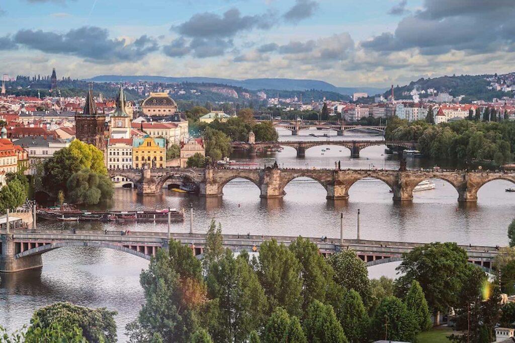 Augmentation du PIB en république Tchèque