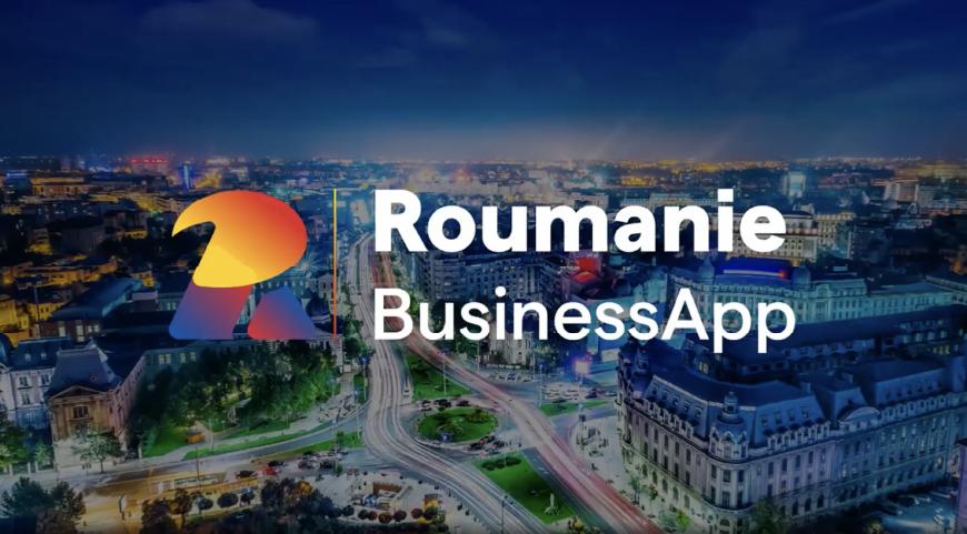 Roumanie BusinessApp